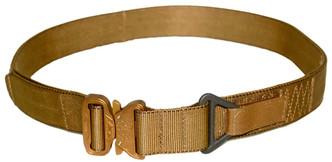 ATS Tactical Gear Legion Cobra Rigger Belt in Coyote Brown