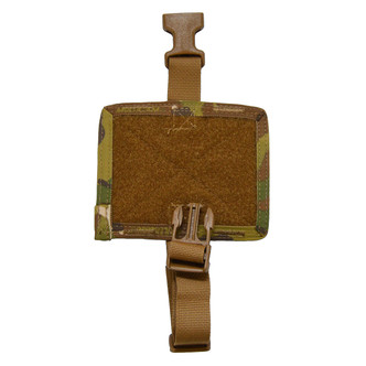 ATS Tactical Gear Back Panel SOF Bleeder Pouch in Multicam