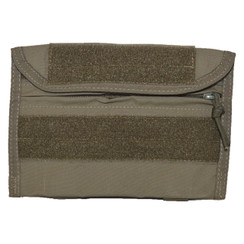 ATS Tactical Gear Combat Leader Admin Pouch in Ranger Green