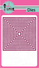 Stitched Squares Dies