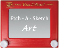 Etch-A-Sketch Art