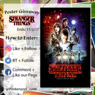 Win a Stranger Things Poster