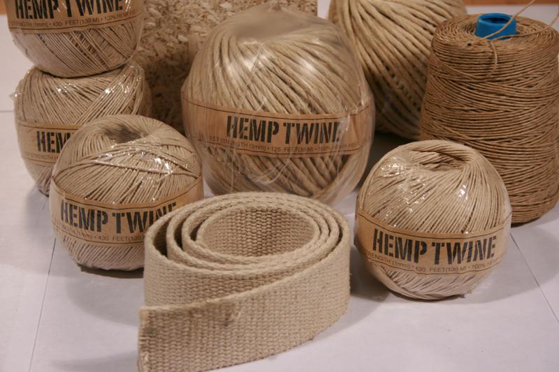 hemp twine