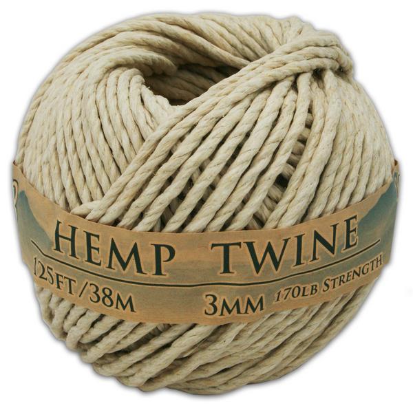 3mm hemp twine