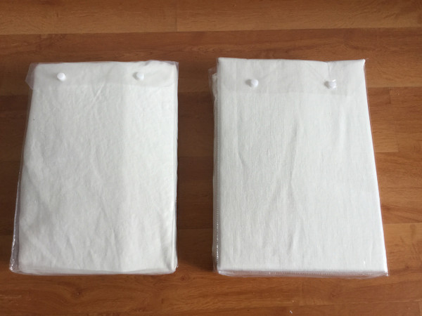 Hemp Bed Sheet Packaging