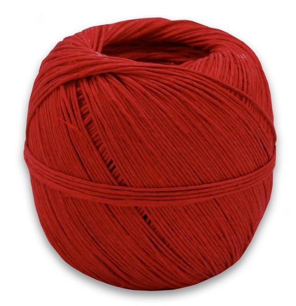 Red Hemp Twine