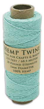 Bermuda Bay Hemp Twine Spool