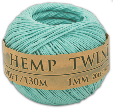 Bermuda Bay Hemp Twine Ball