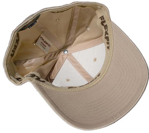 Inside hemp cap