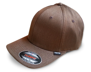 Brown Hemp Hat