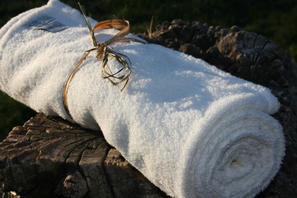 Hemptopia bath towel