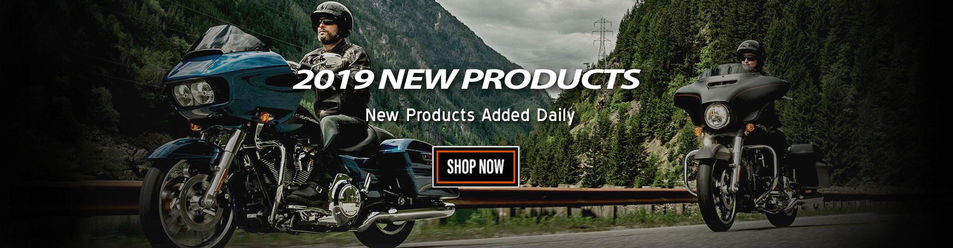Harley-Davidson New Products