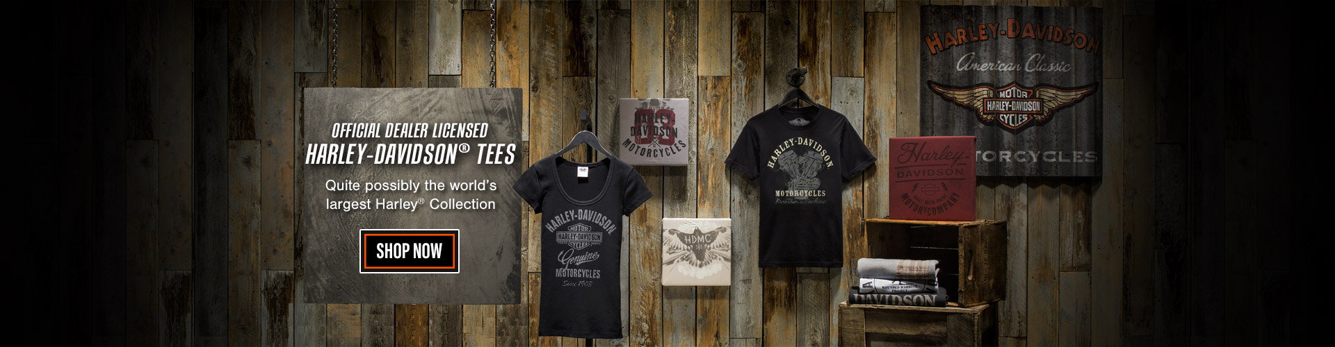 Shop Wisconsin Harley-Davidson for the World's Largest t-Shirt Collection