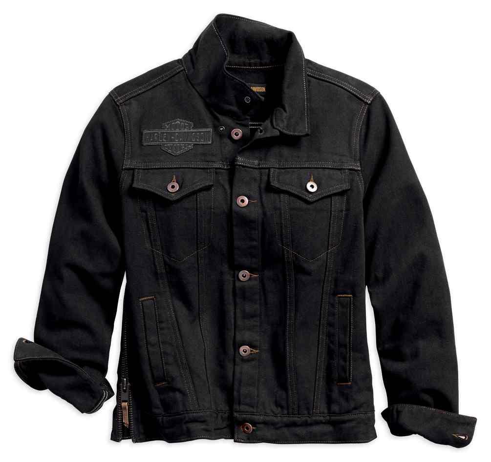 Women's Winged Applique Denim Jacket