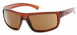 Kickstart Brown Frame Sunglasses