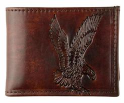 Men's Billfold Leather Wallet