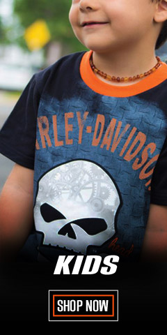 Kids Harley-Davidson Clothing and Shoes