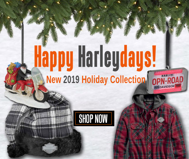 Bring Home Harley-Davidson for the Holidays!