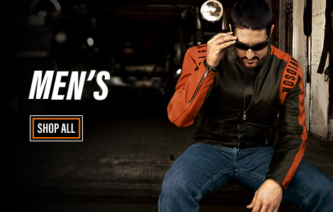 Shop Harley-Davidson Men's Clothing and Accessories at Wisconsin Harley-Davidson