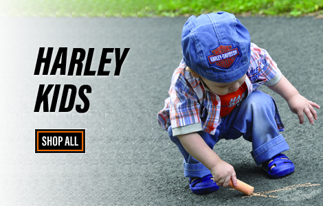 Shop Harley-Davidson Kids Clothing and Accessories at Wisconsin Harley-Davidson