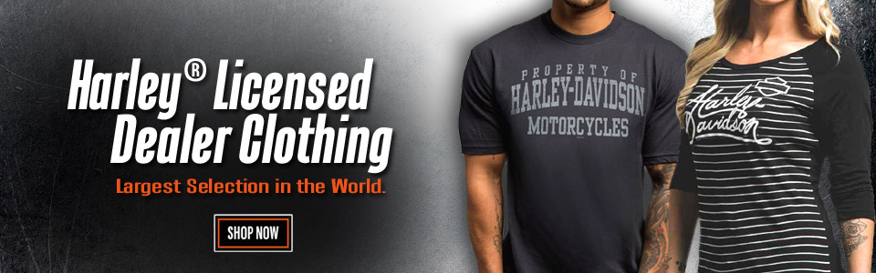 Harley-Davidson T-Shirts and Hoodies Sale