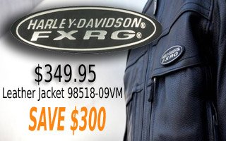 Sales on Harley-Davidson FXRG