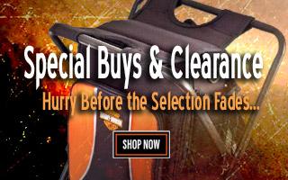 Harley-Davidson Clearance Sale