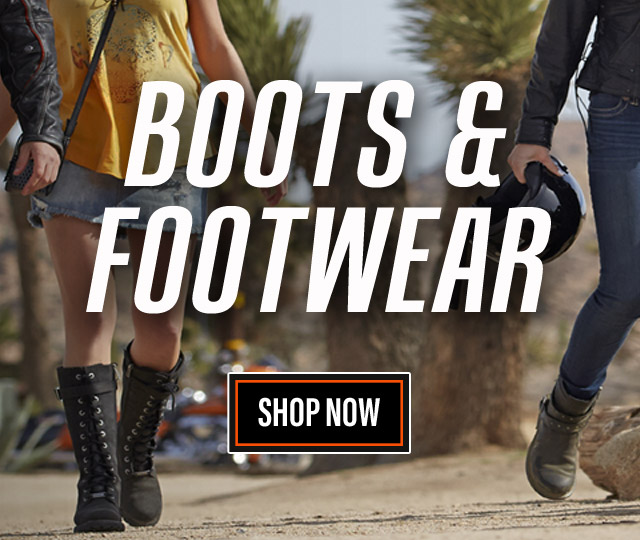 Save on Harley-Davidson Boots