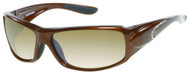 Harley-Davidson® Women's Sun Bling H-D Pearl Brown Sunglasses HDS8002BRN-1F