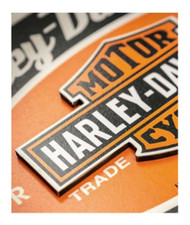 Harley-Davidson® Motor Oil Custom-Cut Bar & Shield Key Rack, Black HDL-15307 - Wisconsin Harley-Davidson