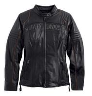 Harley-Davidson® Women's Triple Vent System Eclipse Waterproof Jacket 98069-14VW