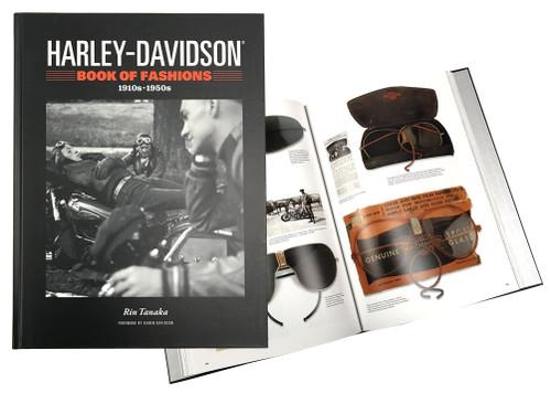Harley-Davidson® Book of Fashions, Vintage Motorcycle Apparel 1910-1950 HDBK-BOF - Wisconsin Harley-Davidson