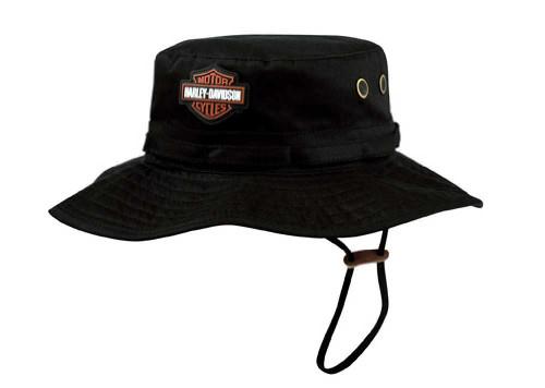 e461fd3ffbf ... quality design 124c4 d0aba Harley-Davidson® Mens Cotton Twill Bucket  Hat HD-409 ...