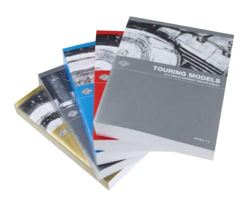 Harley-Davidson® 2002 FLT Touring Models Motorcycle Service Manual 99483-02