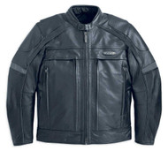 Harley-Davidson® Men's FXRG Leather Jacket With Pocket System 98040-12VM