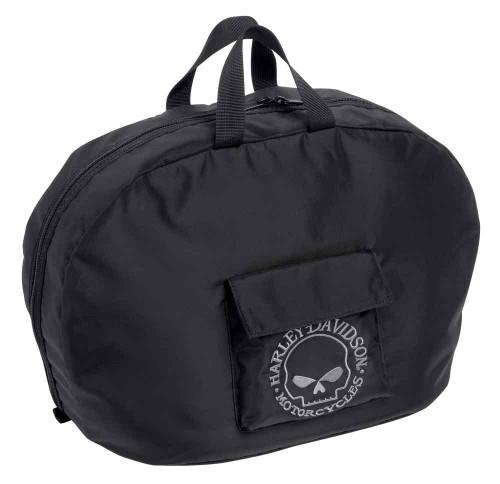 Harley-Davidson® Full Face Helmet Bag Nylon Motorcycle, Black/White. 99428-16VM