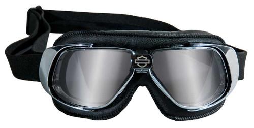 Harley-Davidson® Fighter High End Performance Goggles, Chrome Frames HGFIG01 - C