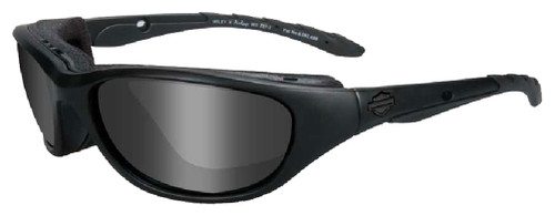 Harley-Davidson® Airrage Grey Lens w/ Matte Black Frame Sunglasses HD694 - Wisconsin Harley-Davidson