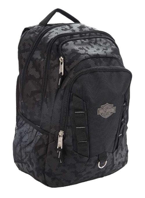 Harley-Davidson® Bar & Shield V Multi-Functional Backpack, Nightvision 99219
