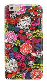 Harley-Davidson® Women's Printed Rose & H-D Logos iPhone 6 Phone Shell 7795