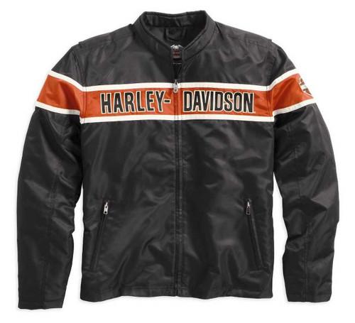 Harley-Davidson® Men's Generations Outerwear Jacket 98537-14VM - Wisconsin Harley-Davidson