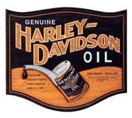 Harley-Davidson® Genuine Oil Can Pub Sign HDL-15302