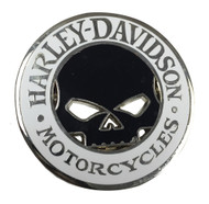 Harley-Davidson® Willie G Skull Cutout Challenge Coin, 1.75 inch Coin 8004835 - A