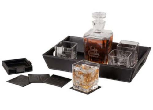 Harley-Davidson® Decanter Beverage Set HDL-18712