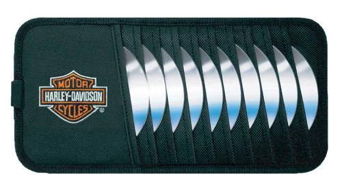Harley-Davidson® Bar & Shield CD Visor Organizer P6302