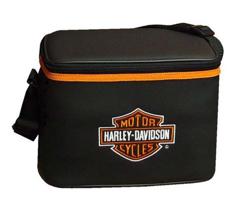 Harley-Davidson® Bar & Shield Foam Cooler Pack, 6-Pack CLP302304