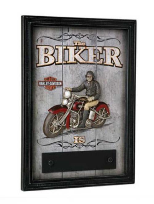 Harley-Davidson® Biker In Or Out Pub Sign HDL-15309