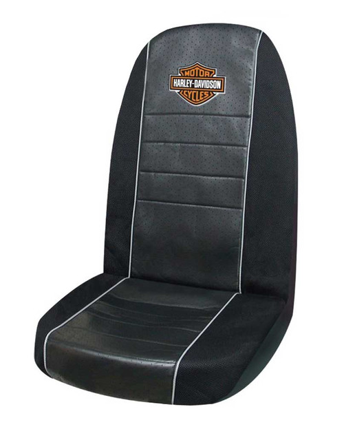 Harley-Davidson® Bar & Shield Logo Sideless Sport Seat Cover – Single 6527-05