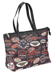 Harley-Davidson® Vintage Collection Shopper Tote, Strong/Lightweight, 99914-VIN - A
