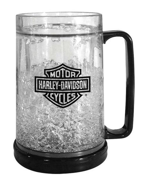 Harley-Davidson® Bar & Shield Re-freezable Gel Mug FM30271